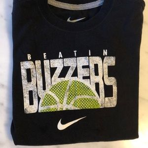 Boys Nike short sleeve T-shirt